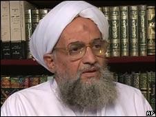 Ayman al-Zawahiri (archive image)