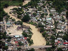 Floods in Gonaives