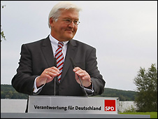 Frank-Walter Steinmeier - 7/9/2008