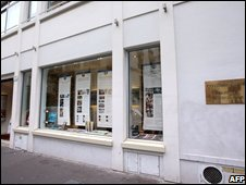 Church of Scientology headquarters in Paris
