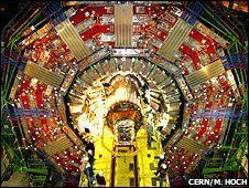 The Large Hadron Collider (Cern/M. Hoch)
