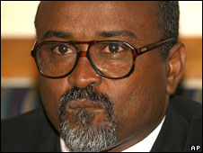 Somali MP Mohamed Osman Maye