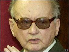 General Wojciech Jaruzelski. File photo