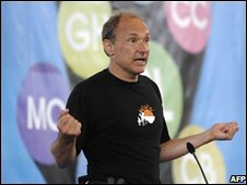 Tim Berners-Lee (AFP/Getty)