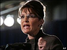 Sarah Palin campaigns in Golden, Colorado, 15 Sept