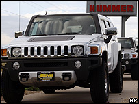 Camionetas Hummer