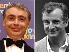 Eoin Colfer, when asked was said to be terrified following in Douglas Adams footsteps.