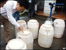 Skandal ini telah menyebabkan kemarahan publik di Cina