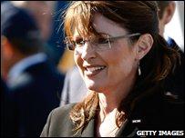 Sarah Palin campaigns in Ohio, 23 Oct