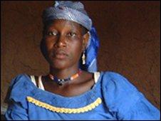Ex-Slave woman