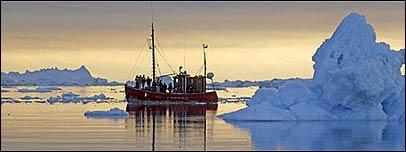 Hielo del mar Ártico