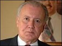 Vice presidente de la República Dominicana, Rafael Alburquerque