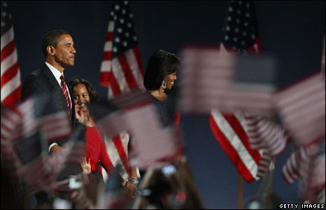 Victory for Obama