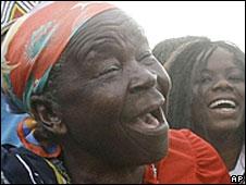 Sarah Onyango, Barack Obama's grandmother