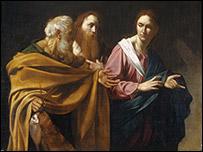 El rey Carlos I compró este cuadro en 1637.
