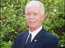 US Airways pilot Chesley B Sullenberger III (image from Safety Reliability Methods website)