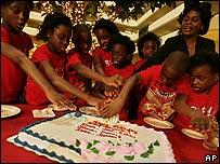 Los primeros octillizos nacieron en Houston, Texas, en 1998.