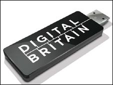 Digital Britain logo, DCMS