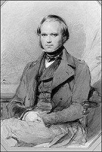 Charles Darwin en 1810 (Foto: English Heritage)