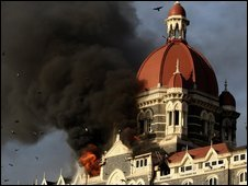 Taj Mahal hotel under attack in November
