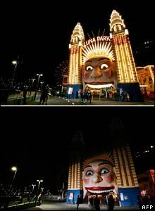 Sydney's Luna Park