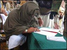 Pakistan Taleban leader Baitullah Mehsud