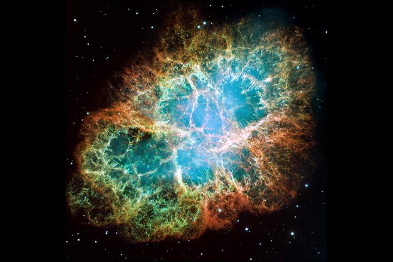 Hubble's best images. BBC.