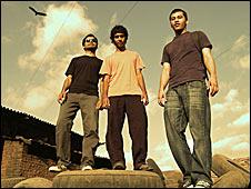Indian Rock Band Medusa