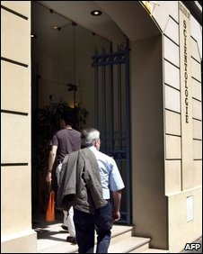 Paris branch of Church of Scientology