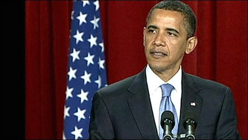 President Obama of the USA