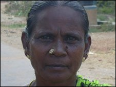 We were told not to touch any upper caste person, not to get too close to them, not to talk to them Mrs Peraiyamakar