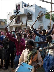 Violence in Lalgarh