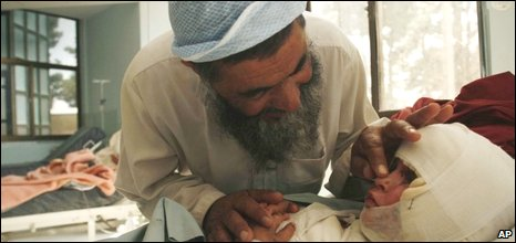 A child in hospital after Farah strikes,09/05
