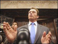Arnold Schwarzenegger, file image