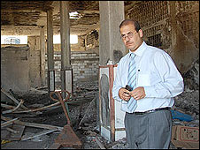 Yaser al-Wadiya, factory owner, Gaza
