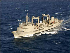 HMAS Success (Image: Australian Defence Department)