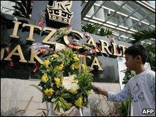 Ritz-Carlton in Jakarta