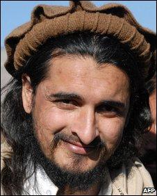 Hakimullah Mehsud (file photo)