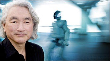 Dr Michio Kaku