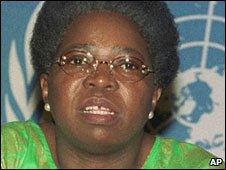 Home Affairs Minister Nkosazana Dlamini-Zuma  (File photo)