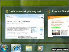 Win 7 screenshot (Microsoft)
