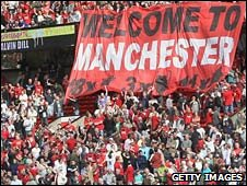 Manchester United fans