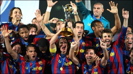 FC Barcelona FIFA Club World Cup