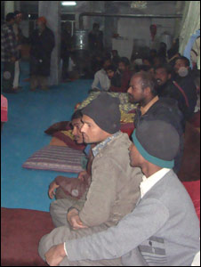 Indian labourers stranded in Kabul