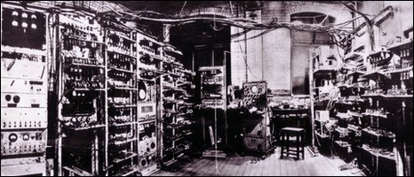The Small Scale Electronic Machine, University of Manchester