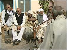 Men in Ballabgarh