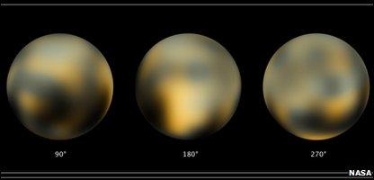 Foto terbaru Pluto diambil oleh Teleskop Angkasa Hubble
