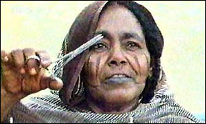 Circumcision midwife