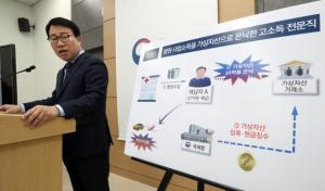 27 억 체납 병원장 … 숨겨진 코인 몰수 직후 '자발 납세'