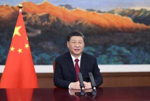 """시진핑은""""이념과의 대결 및 내정 간섭 반대, 규칙을 시행하지 않는다""""에 대한 미국의 의도를 비판"""